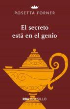 El secreto está en el genio (ebook)