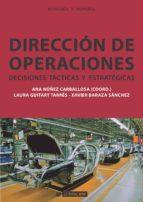 Dirección de operaciones (ebook)