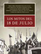 Los mitos del 18 de julio (ebook)