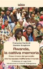 Rwanda, la cattiva memoria (ebook)