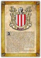 Apellido Punsati / Origen, Historia y Heráldica de los linajes y apellidos españoles e hispanoamericanos