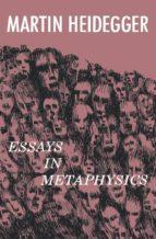 Essays in Metaphysics (ebook)