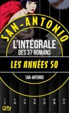 San-Antonio Les années 1950 (ebook)