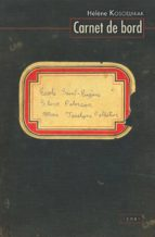 Carnet de bord (ebook)