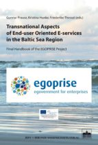 Transnational Aspects of End-user Oriented E-services in the Baltic Sea Region