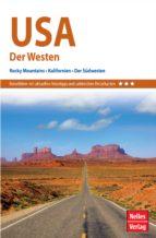Nelles Guide Reiseführer USA - Der Westen (ebook)