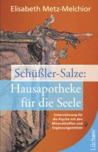 Schüßler-Salze - Hausapotheke für die Seele (ebook)