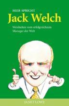 Hier spricht Jack Welch (ebook)