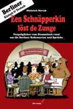 Een Schnäpperkin löst de Zunge (ebook)