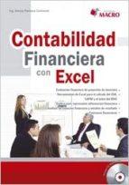 Contabilidad Financiera con Excel  (ebook)