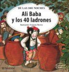 Ali Baba y los 40 ladrones (ebook)