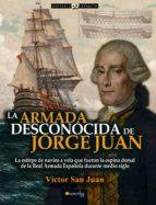 La armada desconocida de Jorge Juan (ebook)