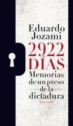 2922 días (ebook)
