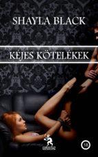 Kéjes kötelékek (ebook)