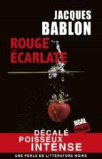Rouge écarlate (ebook)