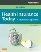 Workbook for Health Insurance Today (ebook)