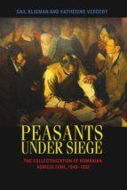 Peasants under Siege (ebook)