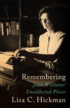 Remembering (ebook)