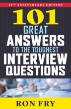 101 Great Answers to the Toughest Interview Questions (ebook)