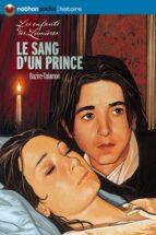 Le sang d'un prince (ebook)