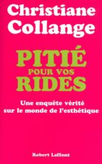 Pitié pour vos rides (ebook)