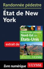 Randonnée pédestre Etat de New York (ebook)