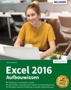 Excel 2016 Aufbauwissen (ebook)