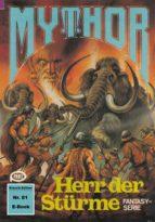 Mythor 81: Herr der Stürme (ebook)