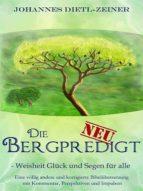 Die Bergpredigt NEU (ebook)