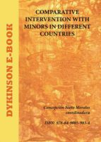 Comparative intervention with minors in different countries