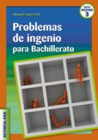 Problemas de ingenio para Bachillerato (ebook)
