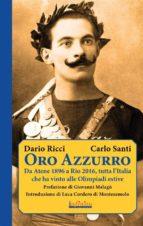 Oro Azzurro (ebook)
