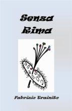 Senza Rima (ebook)