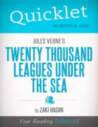 Quicklet on Jules Verne's Twenty Thousand Leagues Under the Sea (ebook)