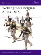 Wellington's Belgian Allies 1815 (ebook)