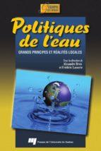 Politiques de l'eau (ebook)