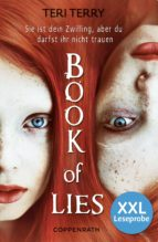 XXL-Leseprobe: Book of Lies (ebook)