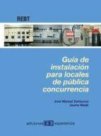 Guía de instalación para locales de pública concurrencia (ebook)