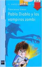 Pablo Diablo y los vampiros zombis  (eBook-ePub) (ebook)