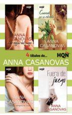 Pack HQÑ Anna Casanovas (ebook)