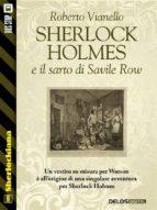 Sherlock Holmes e il sarto di Savile Row (ebook)