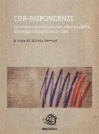 Cor-rispondenze - la comunicazione epistolare come modalità di sostegno alle persone in lutto (ebook)