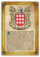Apellido Argent / Origen, Historia y Heráldica de los linajes y apellidos españoles e hispanoamericanos