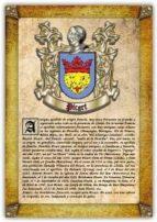 Apellido Picart / Origen, Historia y Heráldica de los linajes y apellidos españoles e hispanoamericanos