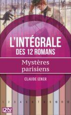 Intégrale - Mystères parisiens (ebook)