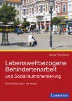 Lebensweltbezogene Behindertenarbeit und Sozialraumorientierung (ebook)