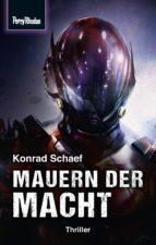 Space-Thriller 4: Mauern der Macht (ebook)