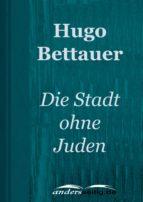 Die Stadt ohne Juden (ebook)
