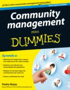 Community management Para Dummies (ebook)