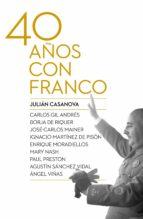 Cuarenta años con Franco (ebook)